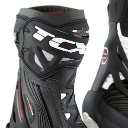 Motorradstiefel TCX RT-Race Pro Air Black, Motorrad Racing Stiefel