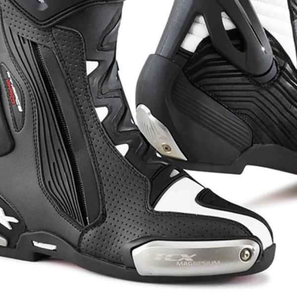 Motorradstiefel TCX RT-Race Pro Air Black