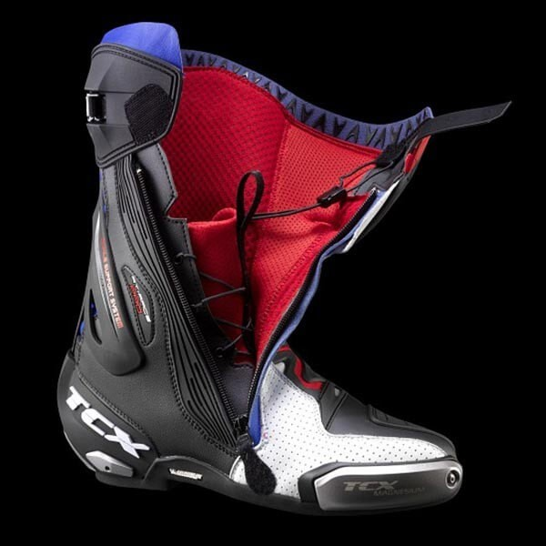 Motorcycle Boots TCX RT-Race Pro Air Black