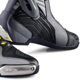 Botas Moto TCX RT-Race Pro Air Grey Fluo
