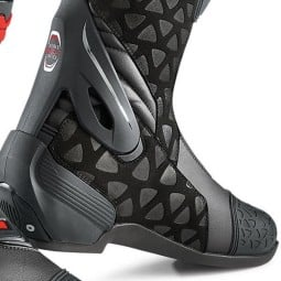 Motorcycle Boots TCX RT-Race Red ,Motorcycle Racing Boots