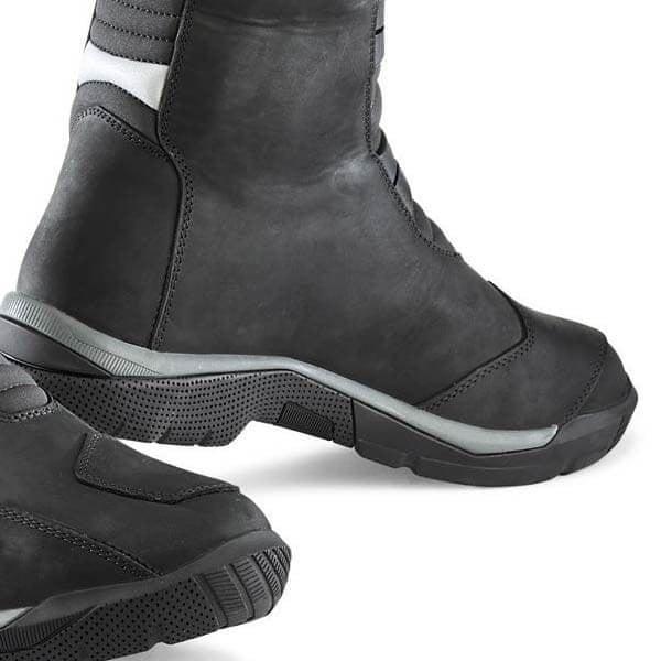 Motorradstiefel TCX Baja Waterproof Black