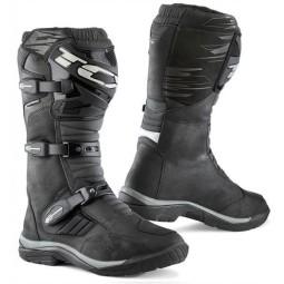 Stivali Enduro TCX Baja Waterproof Black, Stivali Moto Adventure / OffRoad
