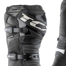 Motorcycle Boots TCX Baja Waterproof Black ,Motorcycle Boots Adventure