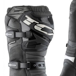 Stivali Moto TCX Baja Waterproof Black, Stivali Moto Enduro