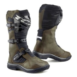 Motorcycle Boots TCX Baja Waterproof Brown ,Motorcycle Boots Adventure