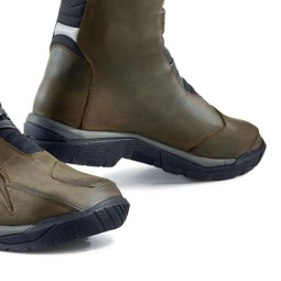 Stivali Enduro TCX Baja Mid Waterproof Brown, Stivali Moto Enduro