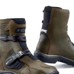 Enduro Stiefel TCX Baja Mid Waterproof Brown