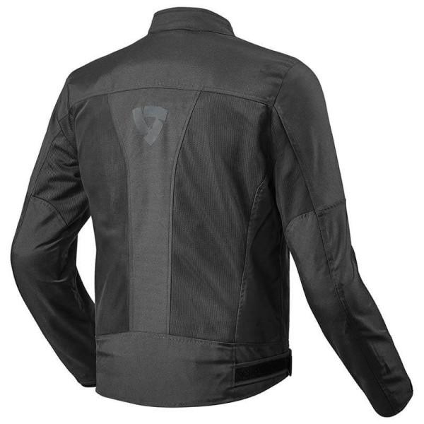 Blouson Moto Tissu REVIT Eclipse Noir