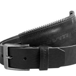 Cintura Moto Pelle REVIT Safeway 2 Black, Accessori Motociclista