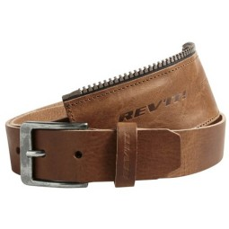 Motorcycle Leather Belt REVIT Safeway 2 Brown ,Biker Accessories