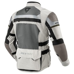 Motorcycle Jacket REVIT Cayenne Pro Grey Green ,Motorcycle Textile Jackets