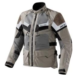 Giacca Moto REVIT Cayenne Pro Sabbia Nero, Giubbotti e Giacche Tessuto Moto