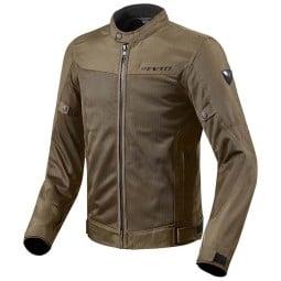 Giubbotto Moto Tessuto REVIT Eclipse Marrone, Giubbotti e Giacche Tessuto Moto