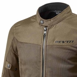 Motorcycle Fabric Jacket REVIT Eclipse Brown ,Motorcycle Textile Jackets