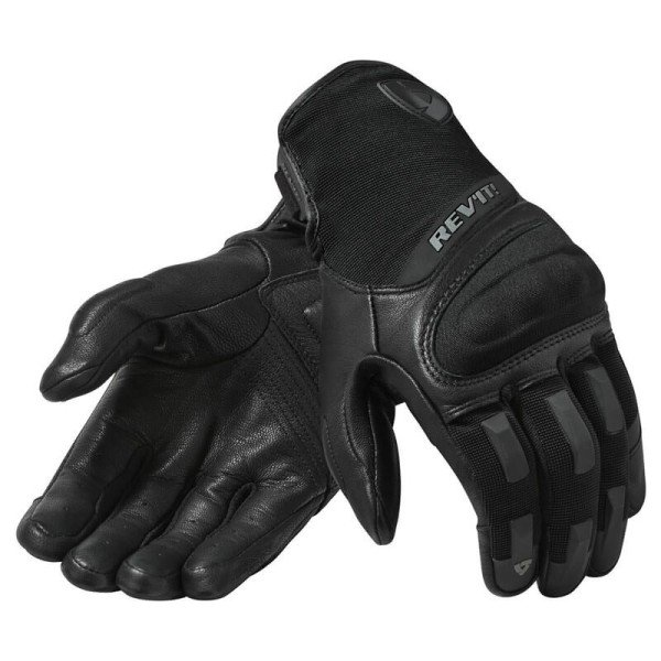 Guantes Moto REVIT Striker 3 Negro