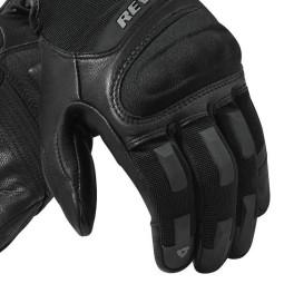 Guantes Moto REVIT Striker 3 Negro