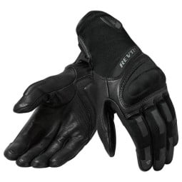 Motorcycle Gloves REVIT Striker 3 Woman Black ,Motorcycle Leather Gloves