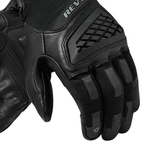 Motorcycle Gloves REVIT Neutron 3 Black