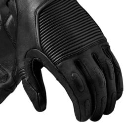 Motorcycle Gloves Leather REVIT Bastille Woman Black ,Motorcycle Leather Gloves