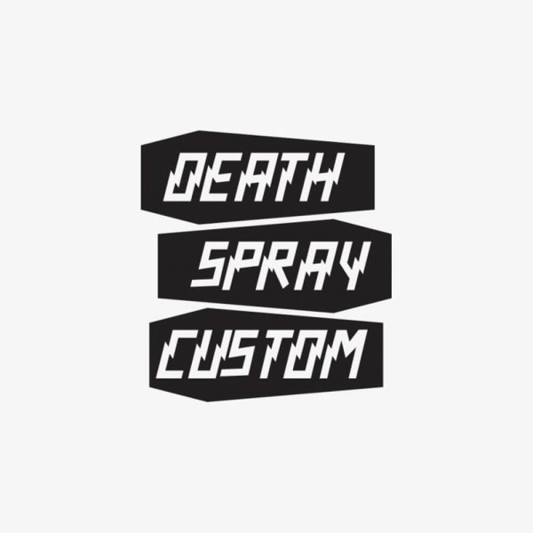 Gafas Moto 100% Barstow DEATH SPRAY CUSTOMS