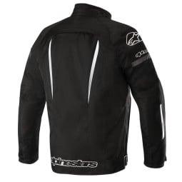 Giubbotto Moto Alpinestars GUNNER V2 Waterproof Nero, Giubbotti e Giacche Tessuto Moto