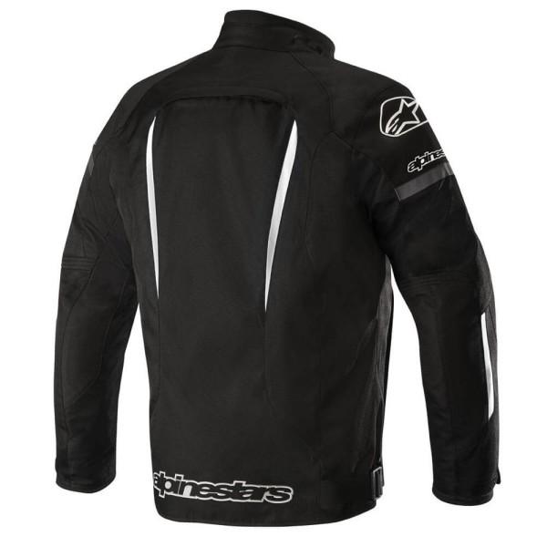 Alpinestars Gunner V2 WP black motorcycle jacket