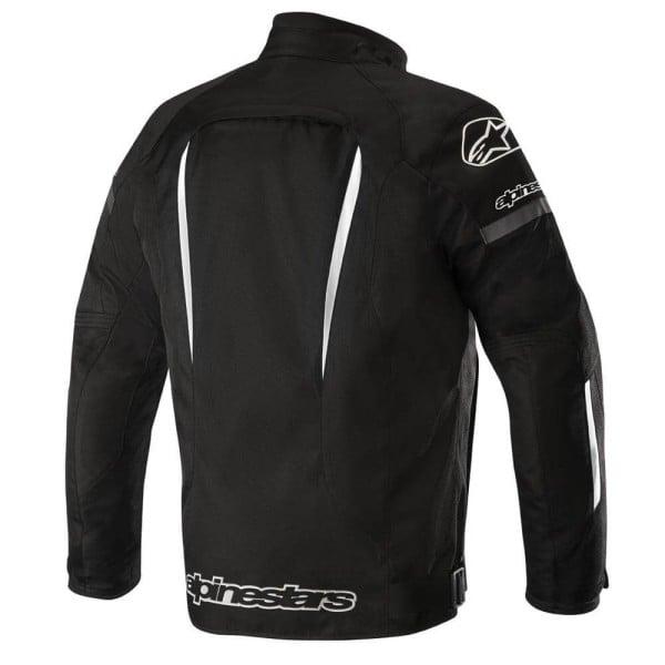 Blouson moto Alpinestars Gunner V2 Waterproof noir