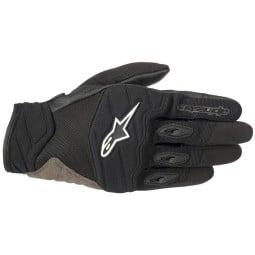 Motorrad-Handschuhe Alpinestars Shore Schwarz ,Motorrad Textilhandschuhe