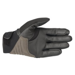 Motorcycle Gloves Alpinestars Shore Black ,Motorcycle Textile Gloves