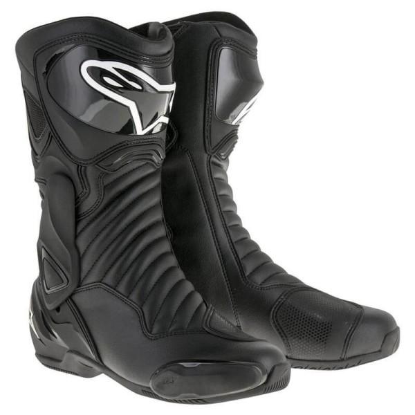 Bota Moto Alpinestars SMX-6 V2 Black