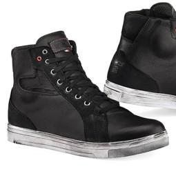 Motorcycle Shoes TCX Street Ace Waterproof Black ,Motorcycle Shoes Urban