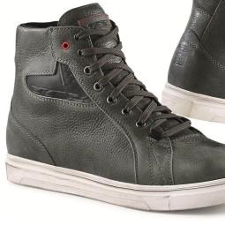 Motorcycle Shoes TCX Street Ace Waterproof Grey ,Motorcycle Shoes Urban