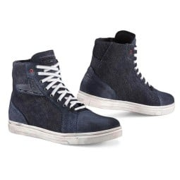 Motorcycle Shoes TCX Street Ace Denim ,Motorcycle Shoes Urban