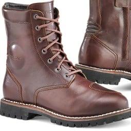 Motorcycle Boot TCX Hero Waterproof Brown ,Motorcycle Urban Shoes