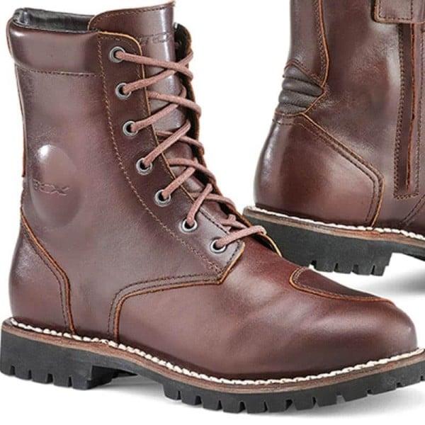 Motorcycle Boot TCX Hero Waterproof Brown