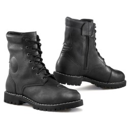 Scarpe Moto TCX Hero Waterproof Nero