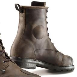 Motorcycle Boots TCX X-Blend Waterproof Brown