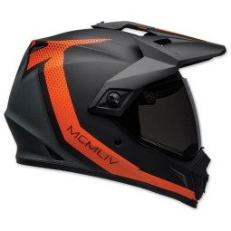 Casco Moto Off Road BELL MX-9 Adventure Mips Switchback, Caschi Motocross / Adventure
