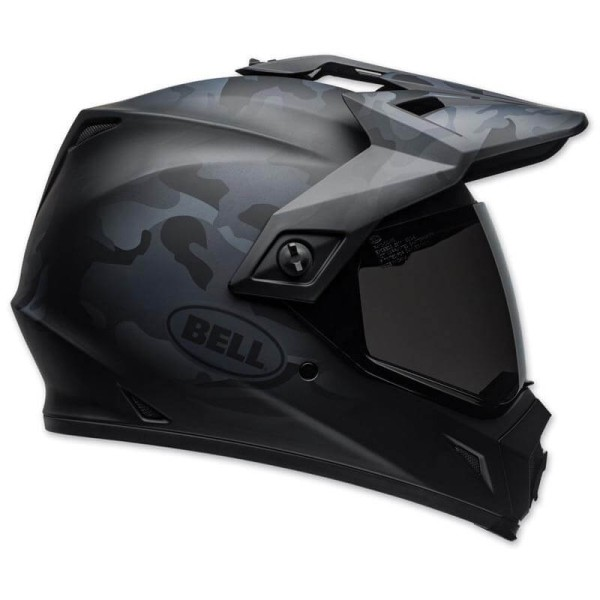 Casque Moto Off Road BELL MX-9 Adventure Mips Stealth