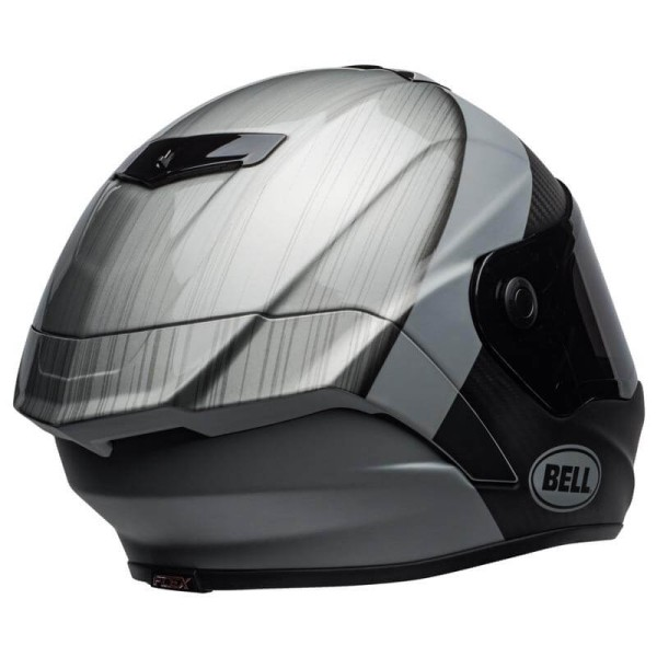 Casque Moto BELL HELMETS Race Star Flex Surge Metal