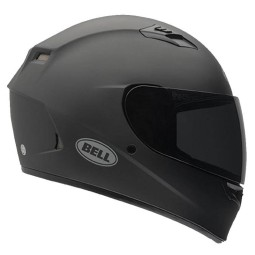 2be9ce8001ac4 Motorcycle Helmet Full Face BELL HELMETS Qualifier Matt Black