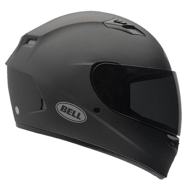 Motorcycle Helmet Full Face BELL HELMETS Qualifier Matt Black