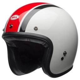 Motorrad Helm Vintage BELL Custom 500 Ace Cafe Stadium ,Jet Helme