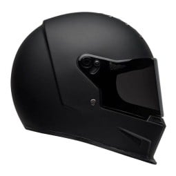 Casco Moto BELL HELMETS Eliminator Matt Black
