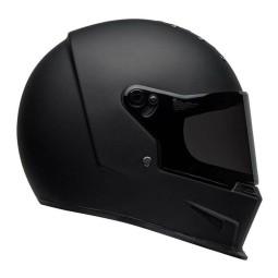 Motorrad Helm BELL HELMETS Eliminator Matt Black ,Integral Helme
