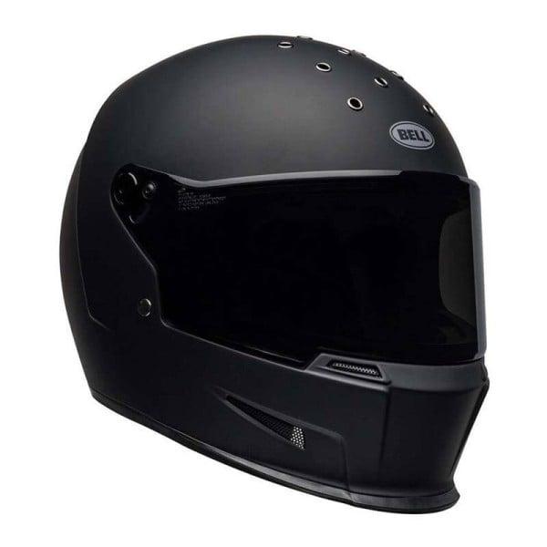Motorrad Helm BELL HELMETS Eliminator Matt Black