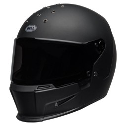 Casque Moto BELL HELMETS Eliminator Matt Black