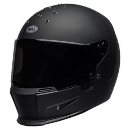 Motorcycle Helmet BELL HELMETS Eliminator Matt Black ,Helmets Full Face