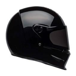 Motorrad Helm BELL HELMETS Eliminator Gloss Black